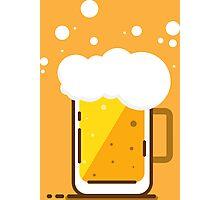 Beer Mug  Photographic Print