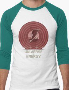 Universe of Energy Men's Baseball ¾ T-Shirt