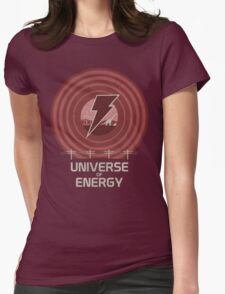 Universe of Energy Womens Fitted T-Shirt