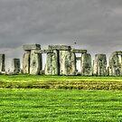 Stonehenge by Andrew S