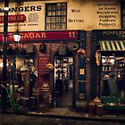 Victorian Shop Fronts HDR by Tim Waters