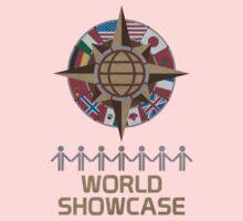 World Showcase Kids Tee