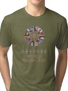 World Showcase Tri-blend T-Shirt