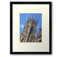 York Cathedral 2 Framed Print