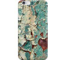 RUSTY CHIP iPhone Case/Skin