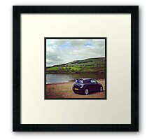 lakeside Swift 2 Framed Print