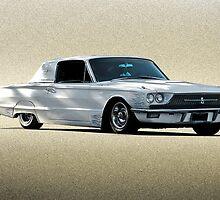 1966 Ford Thunderbird 'Fly'n Low' by DaveKoontz