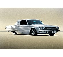1966 Ford Thunderbird 'Fly'n Low' Photographic Print