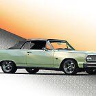 1965 Chevrolet Malibu SS Convertible by DaveKoontz