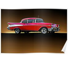 1957 Chevrolet Bel Air  Poster