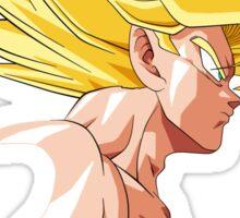 Goku SSJ Sticker