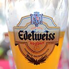 Pint of Edelweiss Hefetrüb by rsangsterkelly