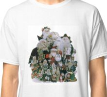 Santa Claus Collection Classic T-Shirt