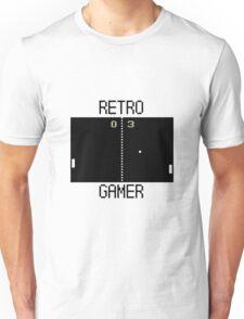 RETRO GAMER - Pong Unisex T-Shirt