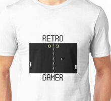 RETRO GAMER - Pong Unisex T-Shirt