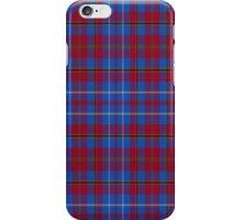 02775 Caddo Parish, Louisiana E-fficial Fashion Tartan Fabric Print Iphone Case iPhone Case/Skin