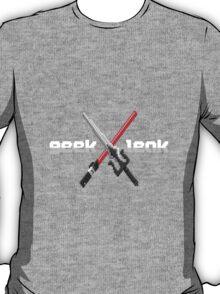 Geek Leak Weapons T-Shirt