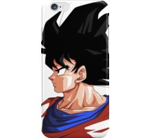 Son Goku Dragon Ball iPhone Case/Skin