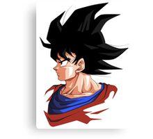 Son Goku Dragon Ball Canvas Print