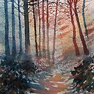 Wander in the Woods by Glenn  Marshall