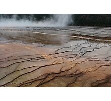 Yellowstone National Park ~ Natures Patterns Photographic Print