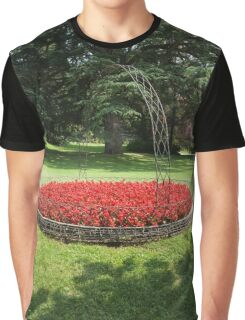tree in the garden Graphic T-Shirt