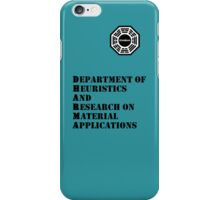 DHARMA Initiative - (Lost) iPhone Case/Skin