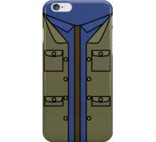 Dean's Jacket iPhone Case/Skin