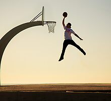 Mike Mo - Dunk by asmithphotos