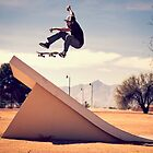 Ray Barbee - 360 Flip by asmithphotos