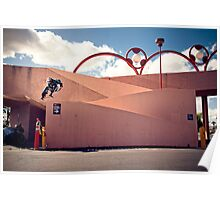 Clint Peterson - Ollie Poster