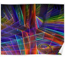 Rearrange the Rainbow Poster