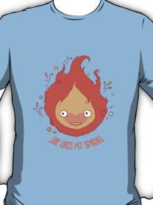 She Likes My Spark! T-Shirt