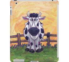 Animal Parade Cow iPad Case/Skin