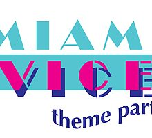 miami vice theme party by maydaze