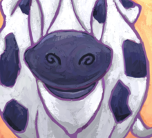 Animal Parade Cow Sticker