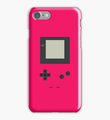 gameboy color berry iPhone Case/Skin