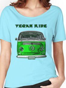 VW Vegan ride Women's Relaxed Fit T-Shirt