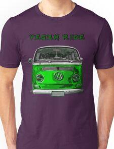 VW Vegan ride Unisex T-Shirt