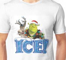 CHRISTMAS SHREK ICE Unisex T-Shirt