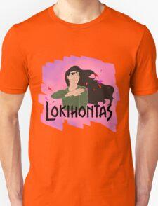 Lokihontas Unisex T-Shirt