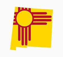 New Mexico Flag | State Line | SteezeFSC Unisex T-Shirt