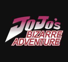JoJo's Bizzare Adventure by screwball69