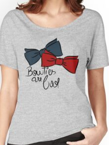 Bowties are cool! Women's Relaxed Fit T-Shirt