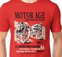 Motor Age LA Race Day Unisex T-Shirt
