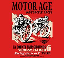 Motor Age LA Race Day Unisex T-Shirt
