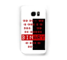 Binary joke - you either get it or you don't Samsung Galaxy Case/Skin