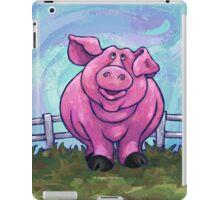 Animal Parade Pig iPad Case/Skin