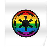 Rainbow Empire Poster