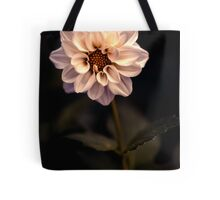 An insomniac amongst the flowers Tote Bag
